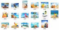 17عکس گردشگری و ساحل